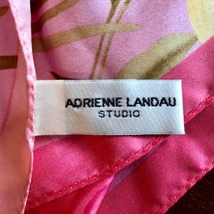Adrienne Landau Accessories - Adrienne Landau silk scarf